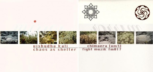 Vishudha Kali & Chaos As Shelter - Mirror CD (Lim420)