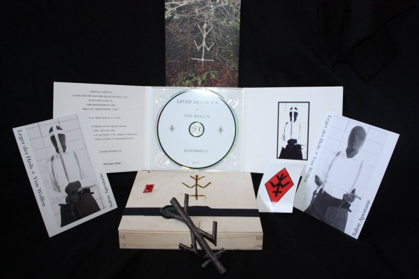 LEGER DES HEILS - Bannkreuz Wooden CD Box (Lim150) 2014