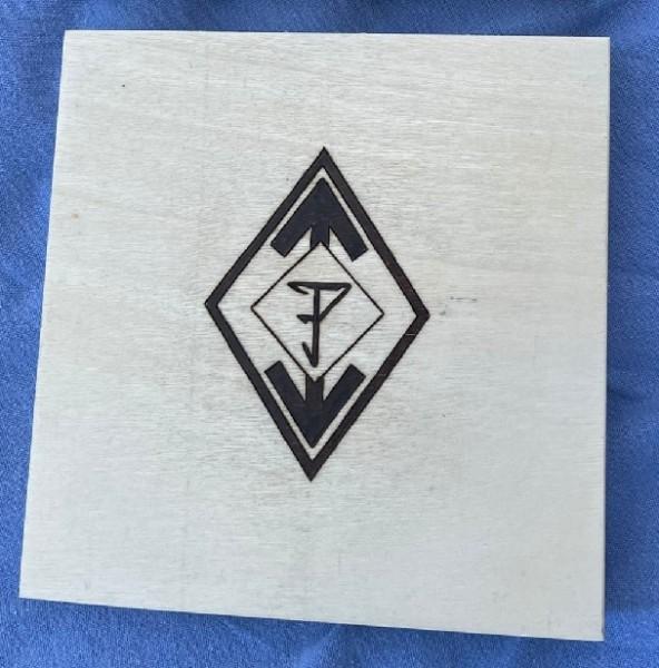 PUISSANCE (Arditi) - War On CD WOODEN BOX SET 2 (Lim25) 30.10.21 Preorder !