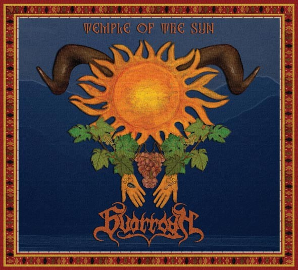 Svarrogh (Allerseelen) – Temple Of The Sun CD (2007)