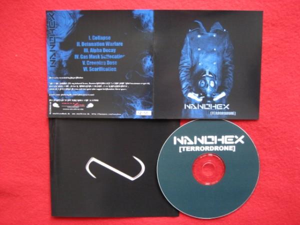 Nanohex - Terrordrone CD (Lim50)