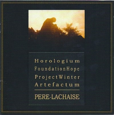 V/A Sampler - Père-Lachaise CD (Lim500)
