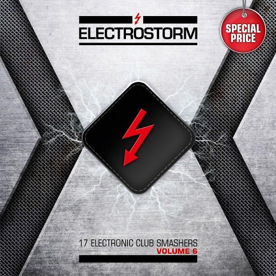 ELECTROSTORM VOL.6 CD V/A 2015