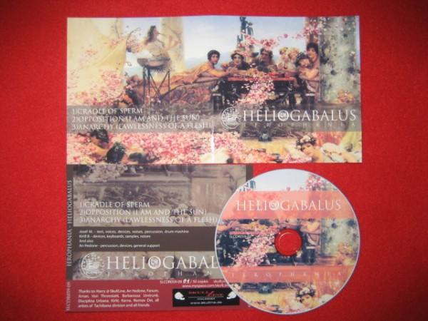 IEROPHANIA - Helogabalus CD (Lim50)