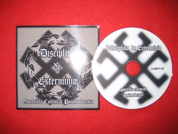 Disciplina de Exterminio - Guerrilla Cultura Postmoderna (Lim25)
