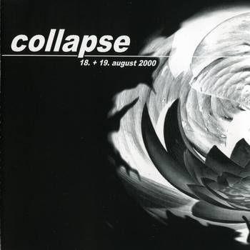 V/A Sampler - Collapse 18.+19. August 2000 CD