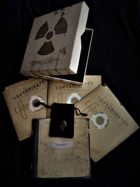 DER BLAUE REITER - Contaminated 3CD BOX 2017 (Lim300)
