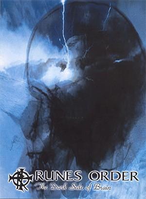 Runes Order - The Dark Side Of Brain CD (Lim111)