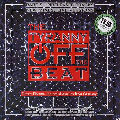 V/A Sampler - The Tyranny Off The Beat CD