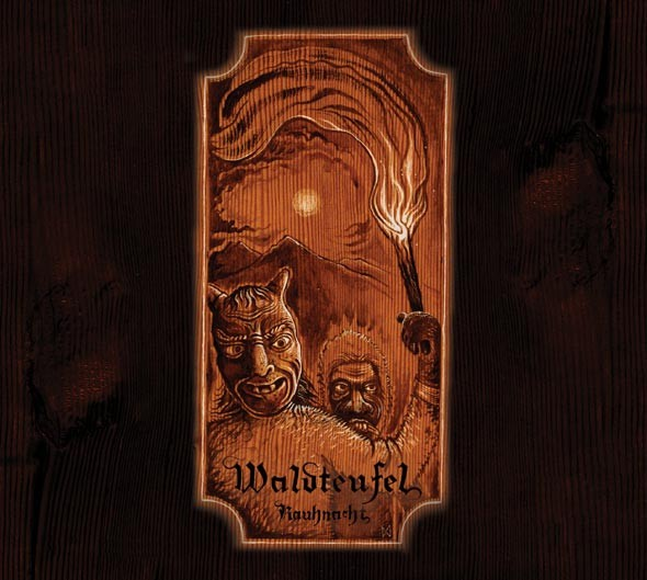 WALDTEUFEL - Rauhnacht CD (2nd 2007)