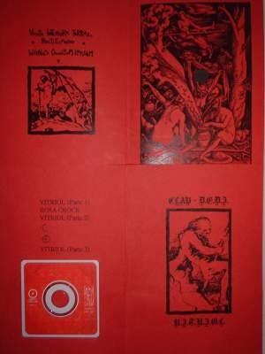 Clau D.E.D.I.(Ain Soph) - V.I.T.R.I.O.L. CD (Lim200)
