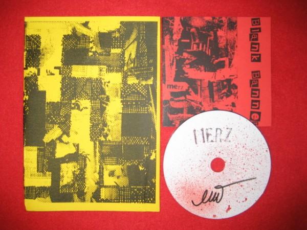Blank Banner - Merz CD (Lim100)