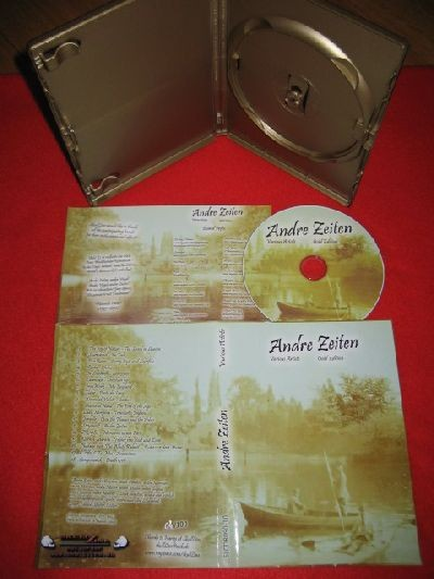 V/A Sampler - ANDRE ZEITEN CD gold edit (Lim100)