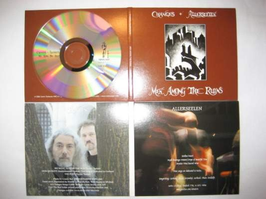 Allerseelen / Changes - Men Amog the Ruins CD (Lim500)
