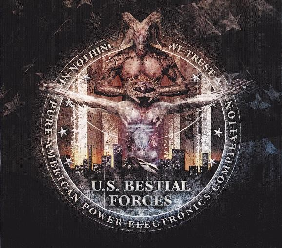 V/A Sampler - United States Bestial Forces 3CD (Lim500)