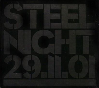 V/A Sampler - Steel Night 4CD Box (Death in June) 2003