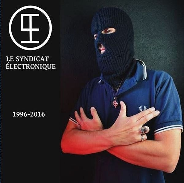 LE SYNDICAT ELECTRONIQUE - 1996-2016 CD