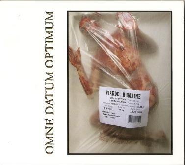 OMNE DATUM OPTIMUM - Les Moissons Ecarlates CD (Lim489)