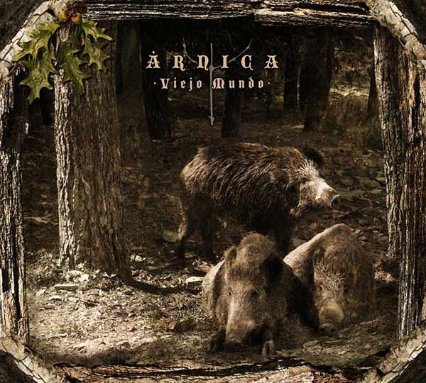 ARNICA - Viejo Mundo CD (2009)