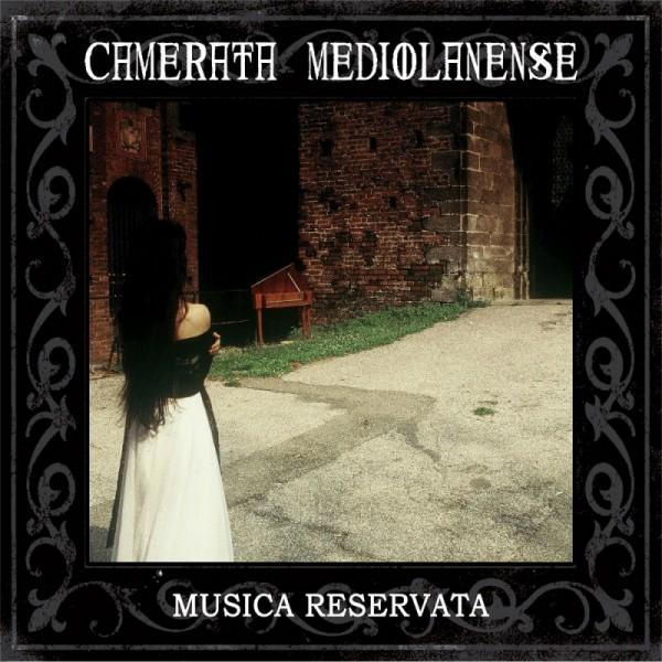 CAMERATA MEDIOLANENSE - Musica Reservata 2CD Dig 2013