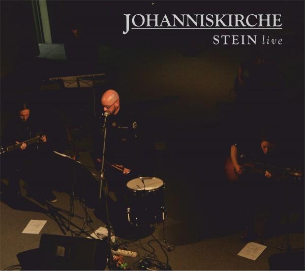 STEIN (Dies Natalis Seelenthron) - Live Joahnniskirche CD (Lim300) 2016