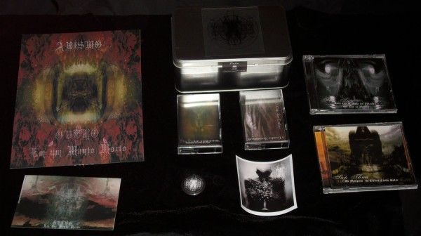 Abismo - Outro Metal boxset (Lim33)