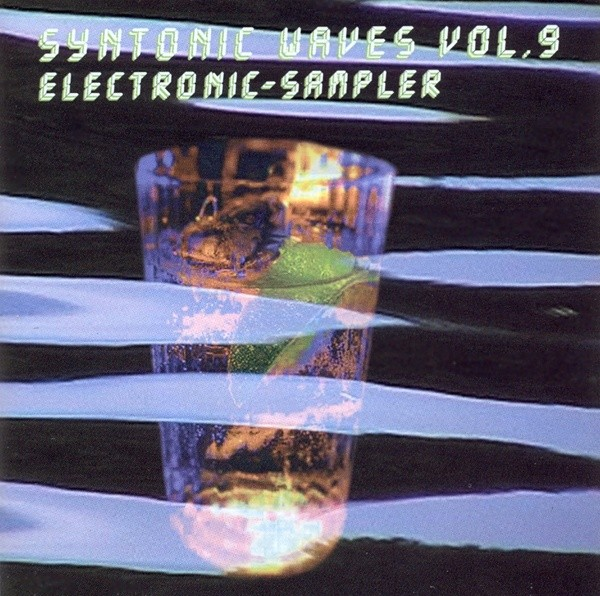V/A Sampler - Syntonic Waves Vol. 9 CD