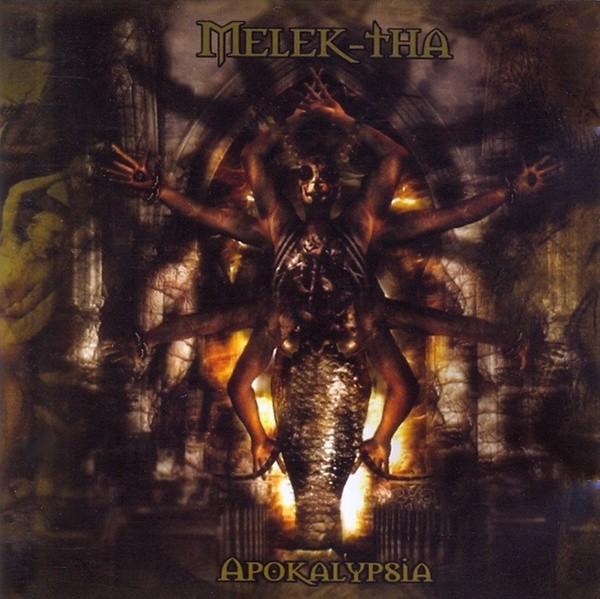 Melek-Tha - Apokalypsia CD (2007)