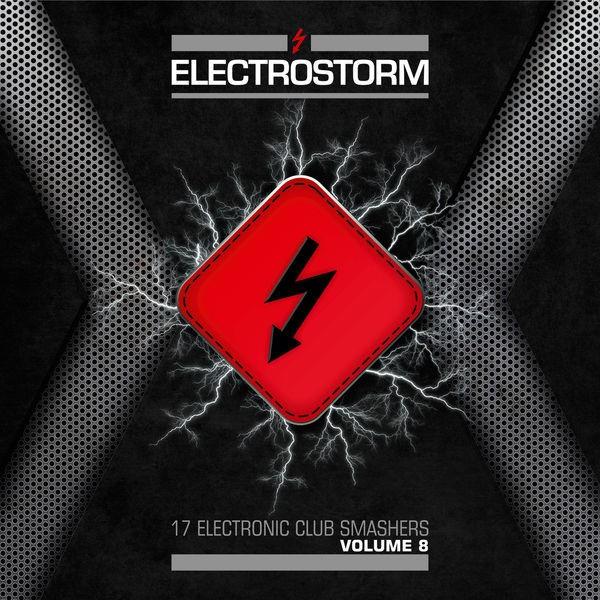 ELECTROSTORM VOL.8 CD V/A 2017