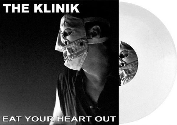 THE KLINIK - Eat Your Heart Out LP (1st Lim500)