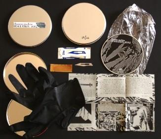 Desolation Zone - I Homme Machine CD (Lim444)