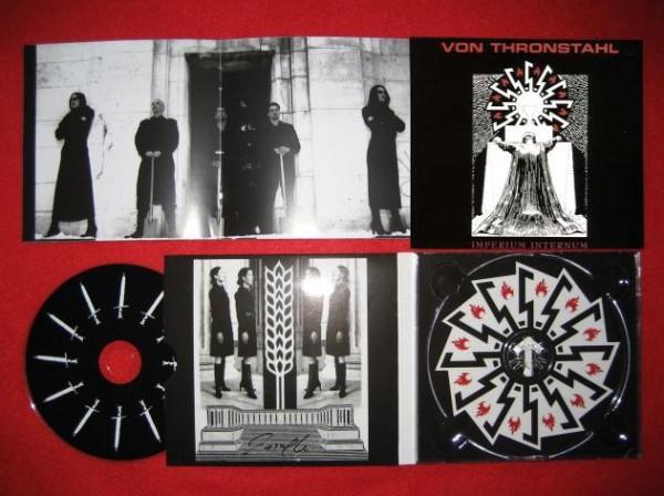 Von Thronstahl - Imperium Internum CD (+signed)