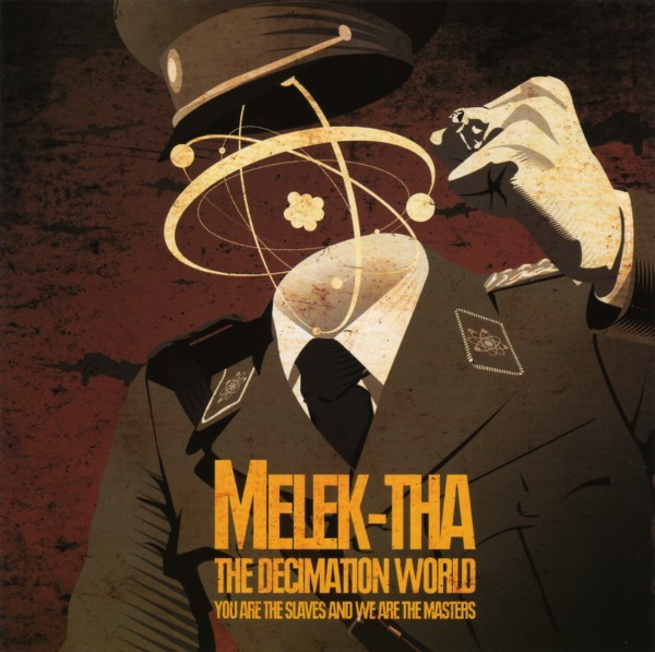 Melek-Tha - The Decimation World CD