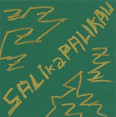 Salikapalikau - Calligraphy CD (1nd Lim80)