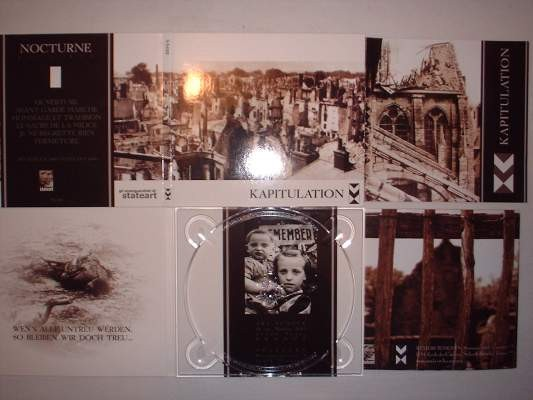 NOCTURNE - Kapitulation CD (Lim500)