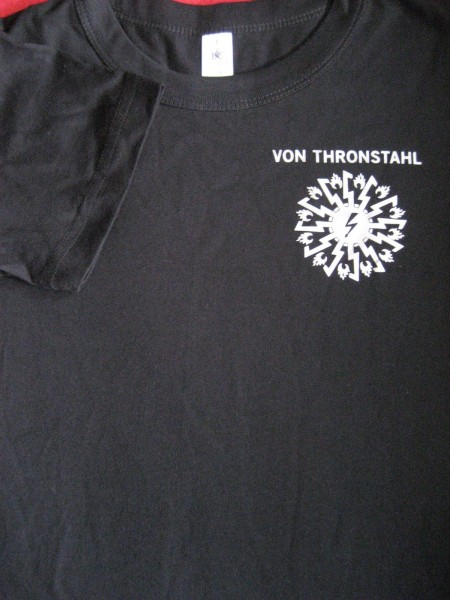 VON THRONSTAHL - Ladies Shirt silver (2017)