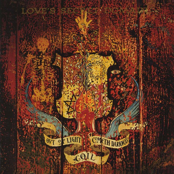 COIL - Loves Secret Domain LP
