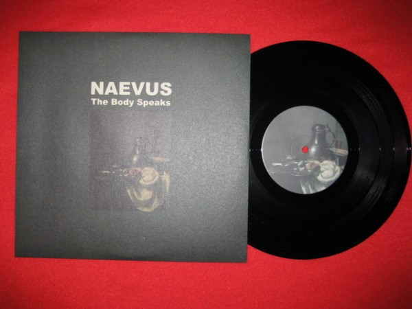 Naevus - The Body Speaks MLP (Lim400)