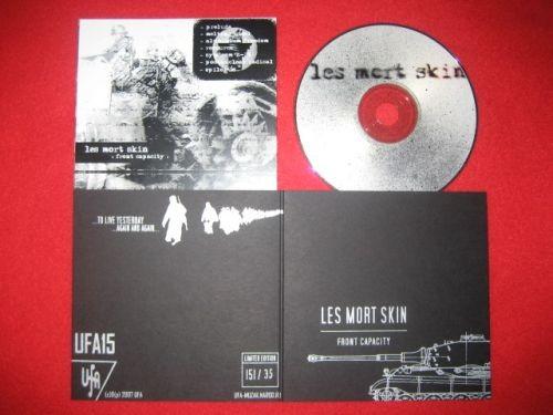 Les Mort Skin - Front Capacity CD(Lim151)
