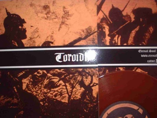 Toroidh - For The Fallen Ones 7 (Lim300)