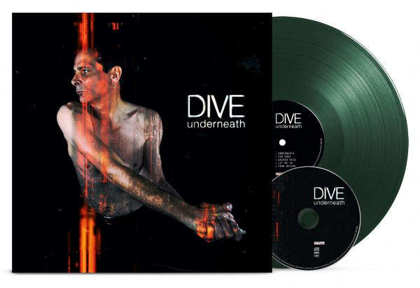 DIVE - Underneath LP+CD SET LTD 2017