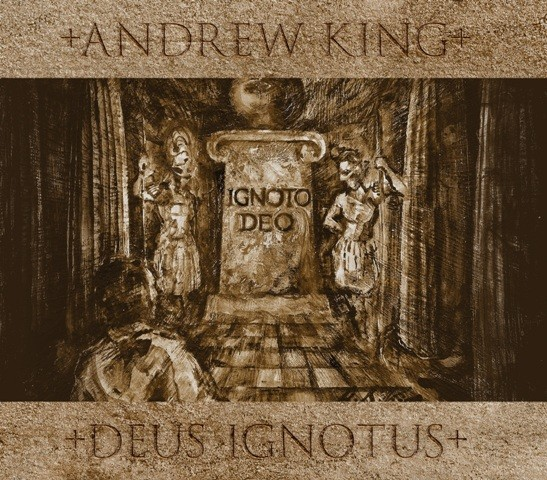 Andrew King – Deus Ignotus CD (2011+signed)
