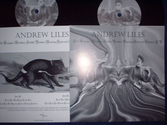 Andrew Liles - Nurse with Wound - The Gazogen Machines 7 (Lim100