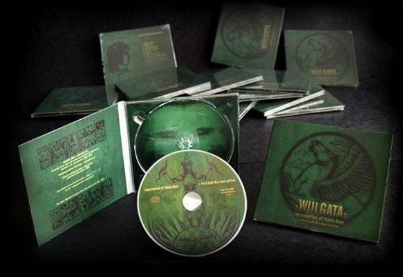 WULGATA - Ressurection Of Those Days CD