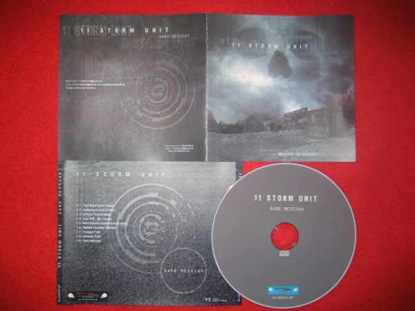 11 STORM UNIT - Dark Messiah CD (Lim50)