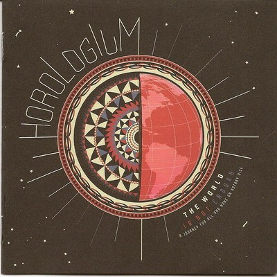 Horologium – The World Is Not Enough CD (Lim300)