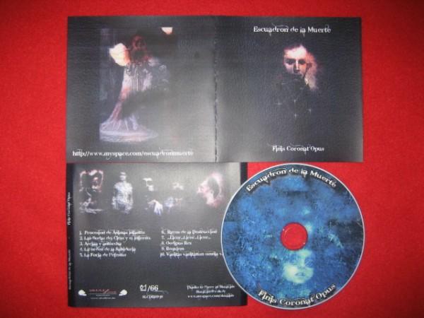 Escuadron De La Muerte - Finis Coronat Opus CD (Lim66)