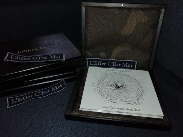 L'EFFET C'EST MOI - Der Tod Nach Dem Tod CD Woden Box (Lim40) 2019