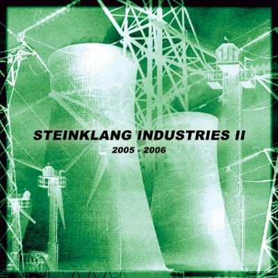 V/A Sampler - Steinklang Industries II 2CD