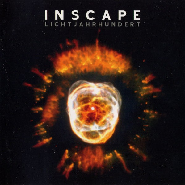 Inscape – Lichtjahrhundert CD (2002)